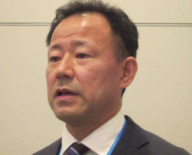 Takeshi Fuse, vice president of the Microcontroller and Analog Business Group at Spansion