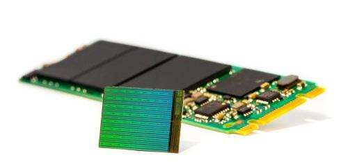 The Micron/Intel chip can pack 3.5 TB in an M2-sized flash card.