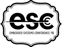 Don't missEmbedded Systems ConferenceSilicon ValleyJuly 20 – 22