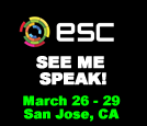ESC DESIGN West 2012 speaker logo