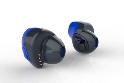 Qualcomm biometric headset example design (photo: Qualcomm)